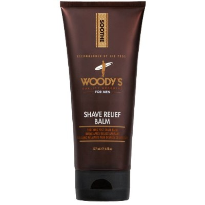 Woody's Shave Relief Balm, 6 oz by Woody's