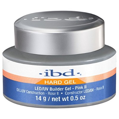 ibd LED/UV Gel - Pink II - 0.5oz / 14g