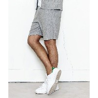 【ANGENEHM(アンゲネーム)】1633-300AN-Functional Pile Shorts (MADE IN JAPAN)