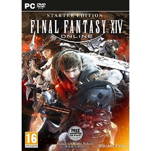 Final Fantasy XIV: Online Starter Edition (PC DVD) (輸入版)