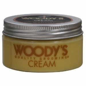 Woody's Grooming: Quality Grooming Hair Styling Cream, 3.4 oz by Woody's [並行輸入品]