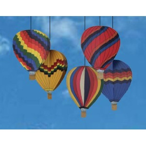 Hot Air Balloons Mobile by Skyflight Mobiles