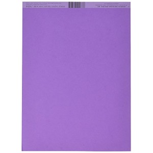 """Bazzill Cardstock 8.5""""X11""""-Grape Delight/Smoothies (並行輸入品)"""