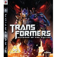 Transformers: Revenge of the Fallen - The Game (PS3)(輸入版)