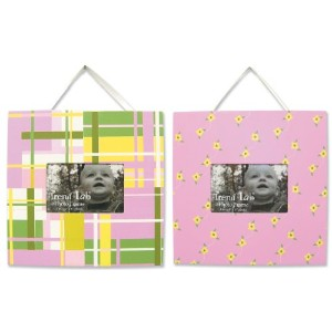 Trend Lab Set of 2 Frame Set , Nantucket by Trend Lab