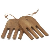 Woodard & Charles Acacia Wood Salad Hands、6 – 3 / 4インチ