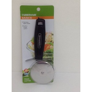 Faberware Stainless Steel Pizza Cutter by Farberware