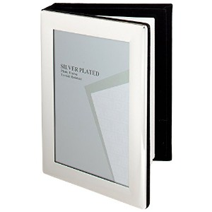 High Quality Photo Album, 5 by 7-Inch, Silver