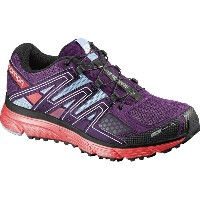 サロモン Salomon レディース ランニング シューズ・靴【X - Mission 3 CS Trail Running Shoe】Passion Purple/Coral Punch...