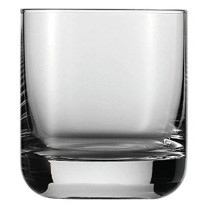 Schott Zwiesel Tritan Crystal Glass Convention Barware Collection Old Fashioned/Whiskey, 9.6-Ounce,...