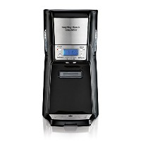 Hamilton Beach 12-Cup Coffee Maker, Programmable Brewstation Summit Dispensing Coffee Machine ...