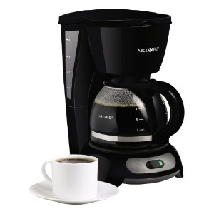 Mr. Coffee TF5 4-Cup Switch Coffeemaker, Black [並行輸入品]