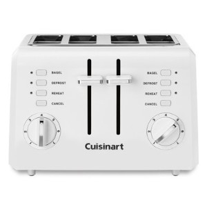 Cuisinart CPT-142 Compact 4-Slice Toaster [並行輸入品]
