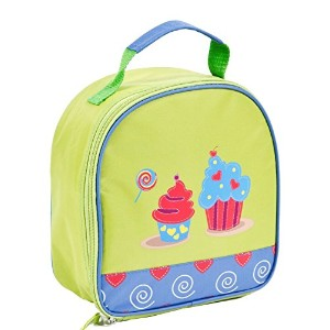Aquarella Kids Cupcakes Lunchbox, Green [並行輸入品]
