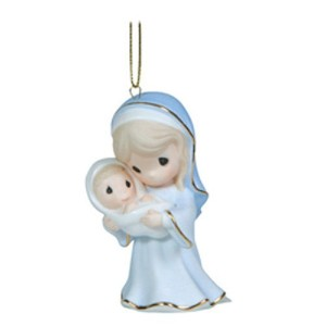 Precious Moments A Love Like No Other Hanging Ornament [並行輸入品]