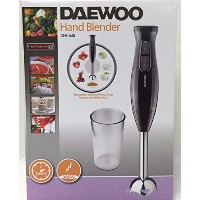 Daewoo DHB-648 300-Watt Hand Blender, 220 Volts (Non-USA Compliant) [並行輸入品]