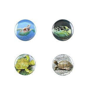Il Bere Wine and Drink Charms Animal Collection, Turtles [並行輸入品]