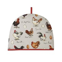 Ulster Weavers Madeleine Floyd Chicken and Egg Tea Cosy [並行輸入品]