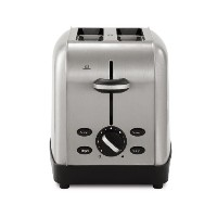 Oster TSSTTRWF2S Brushed Stainless Steel 2-Slice Toaster [並行輸入品]