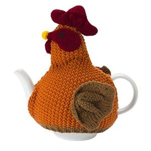 Ulster Weavers Chicken Knitted Tea Cosy [並行輸入品]