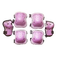 Skate Protective Gear, Eruner Kid's Inline Skating Roller Blading [Wrist Elbow Knee Pads] Thickening...