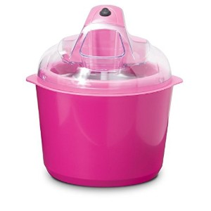 Dash Large Greek Fro Yo Maker-PINK [並行輸入品]