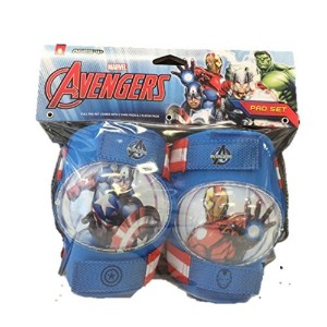 Marvel the Avengers Knee and Elbow Pads [並行輸入品]