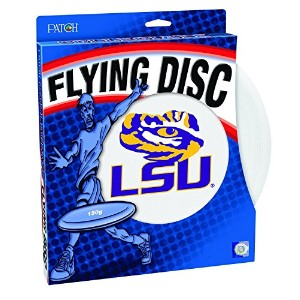Patch Products LSU Flying Disc [並行輸入品]