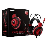 MSI Gaming Headset with Microphone (DS501) [並行輸入品]