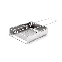GSI Outdoors Glacier Stainless Toaster [並行輸入品]
