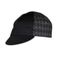 PACE(ペース) COTTON サイクルキャップ HOUNDS TOOTH BLK/GRY 14-0251