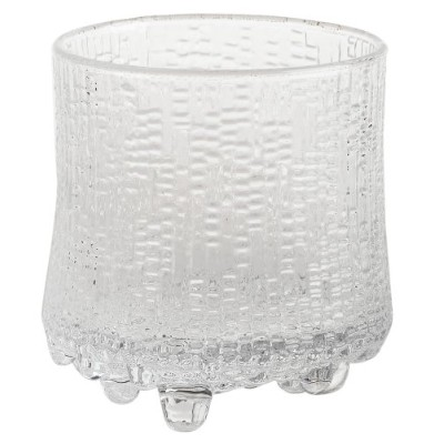 【並行輸入品】Iittala Ultima Thule Double Old-Fashioned Glasses Set of 2