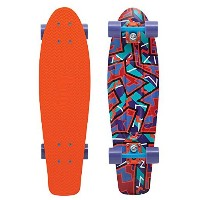 Penny Spike 27' Skateboard Nickel Board Complete - Orange [並行輸入品]