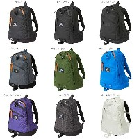GREGORY(グレゴリー)DAY PACK 16color デイパック
