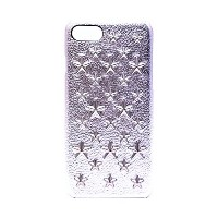enchanted.LA STAR STUDDED LEATHER COVER CASE #BRILLIANT STARS [Silver] エンチャンテッドエルエースタースタッズレザーケース...