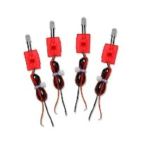 PlasmaGlow 10321 Red Extreme LED, (Pack of 4) [並行輸入品]
