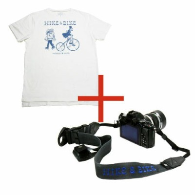PAPER SKY x DIAGNL x Jerry UKAI コラボセット/ HIKE & BIKE designed by Jerry UKAI and PAPER SKY / {ジェーリー鵜飼...