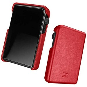 SHANLING レザーケース(レッド) M2S-LEATHERCASE-RD
