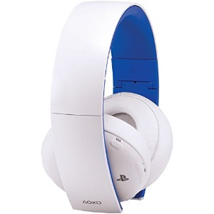 Gold Wireless Stereo Headset: Limited Edition - White (輸入版:北米)