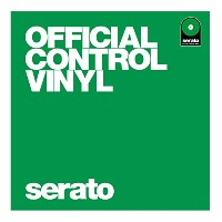 Serato Performance Series Control Vinyl Green 2LP Scratch Live用コントロールバイナル (セラート)
