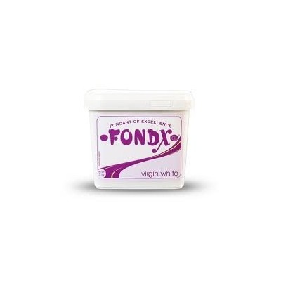 Fondx Fondant 2lb - Virgin White by CAL JAVA