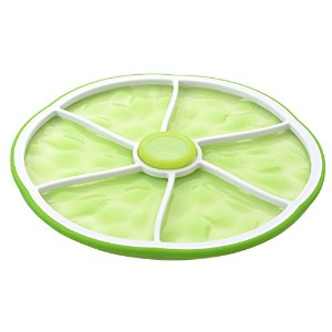 Charles Viancin Citrus Stacking Lid - Lime Med/Small 8 by Charles Viancin