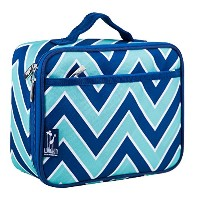 Wildkin Zigzag Lucite Lunch Box by Wildkin