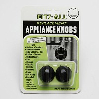 Fitz-All Set of 2 Replacement Appliance Knobs [並行輸入品]