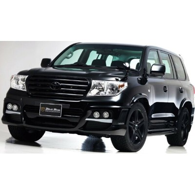 【M's】 LAND CRUISER ランドクルーザー UZJ200/URJ202(H19,9~) WALD Sports Line Black Bison Edition エアロパーツ4点セット...