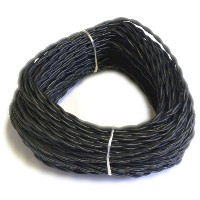 High Tech Pet 100 Foot Coil Twisted Ultra-Wire for Humane Contain Electronic Dog Fence Systems by...