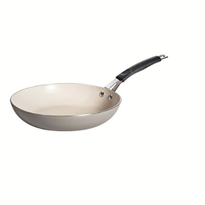 Tramontina 80151/060DS Style Simple Cooking Fry Pan, 10-Inch, Oyster by Tramontina