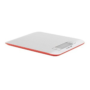 Mastrad Stainless Steel Kitchen Scale, Red by Mastrad
