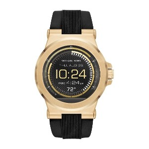 メンズ MICHAEL KORS ACCESS Dylan Touchscreen Smartwatch スマートウォッチ ゴールド