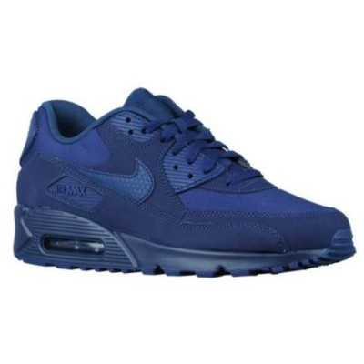Nike Air Max 90 Essential メンズ Midnight Navy/Midnight Navy ナイキ スニーカー エアマックス90